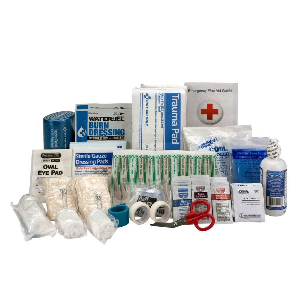 50-Person ANSI B First Aid Kit REFILL