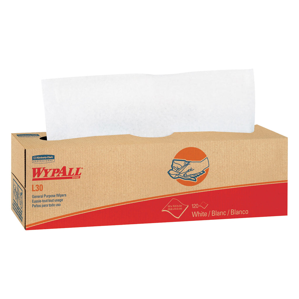 L30 Towels, Pop-Up Box, 9.8 X 16.4, 100/box, 8 Boxes/carton - 05800KC