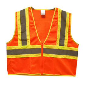 TruForce™ Class 2 Two-Tone Mesh Safety Vests