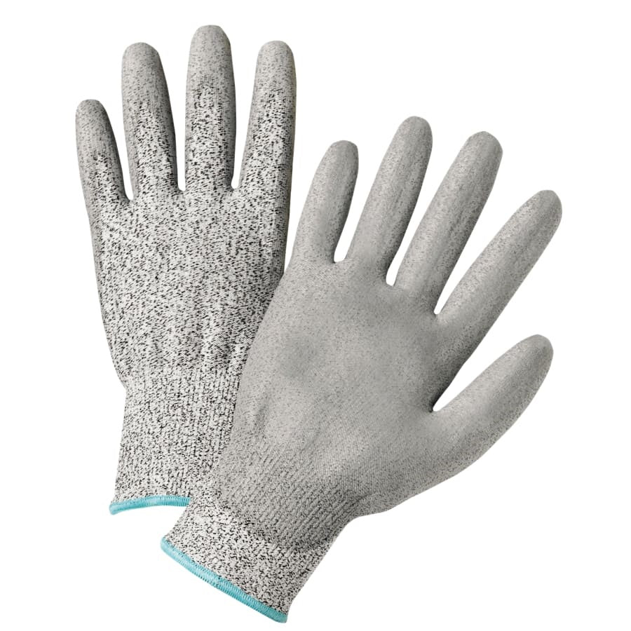 West Chester 720DGU Palm Coated HPPE Gloves, 13 Gauge - Dozen