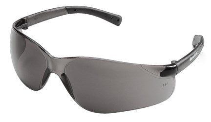 MCR Safety® BearKat® Eyewear, Gray Frame & Lens,  Dozen - BK112