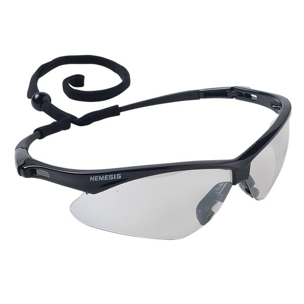 Jackson* V30 Nemesis* Eyewear Black Frame (Choose Lens)