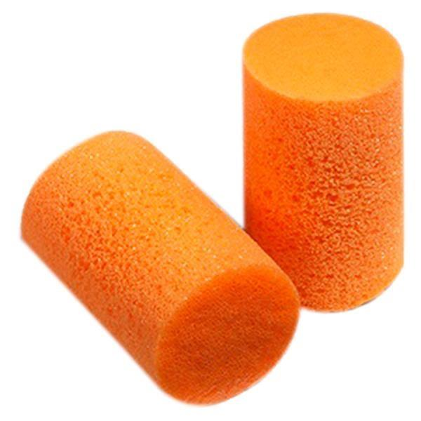 Honeywell Howard Leight FirmFit™ Single-Use Earplugs, Uncorded, Orange, 200 Pair/Box - FF1HW