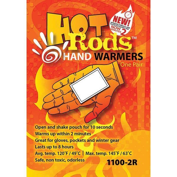 OccuNomix Hot Rods™ Hand Warmers - 5/pair