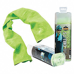 Ergodyne® Chill-Its® 6602MF Microfiber Cooling Towel
