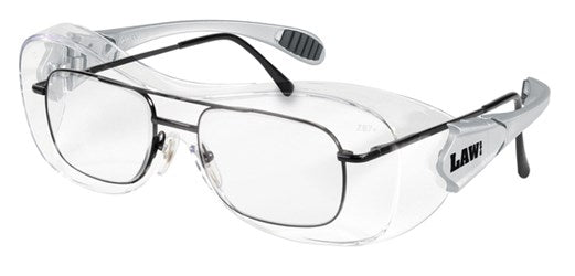 Law® OTG - Over-the-glass frame, Clear Anti-Fog Lens - OG110AF