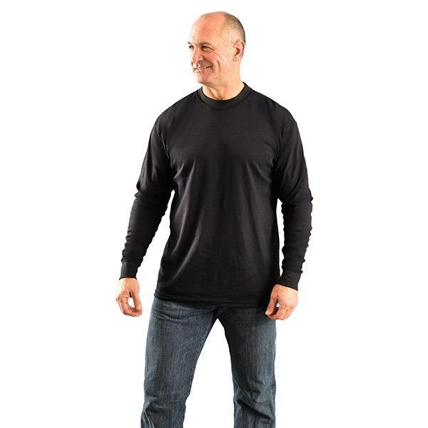 OccuNomix  Classic FR Long Sleeve T-Shirts - LUX-LSTFR