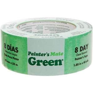 "Duck Brand® Painter's Mate Green® Masking Tape, 1 7/8"" x 60 yd"