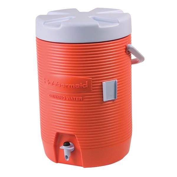 Rubbermaid® Insulated Beverage Coolers, 5 gal
