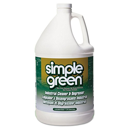 Gallon Simple Green All Purpose Cleaner/Degreaser Concentrate Formula - 6 gallon/case