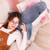Unsatisfied Shark Plush