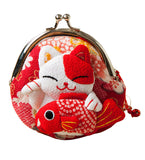 Lucky Cat Coin Purse