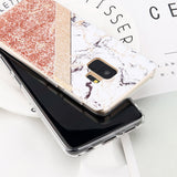 Patterned Marble Case