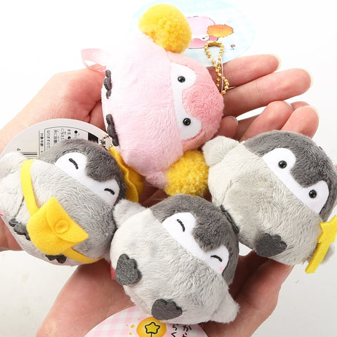 Cheery Penguin Plush