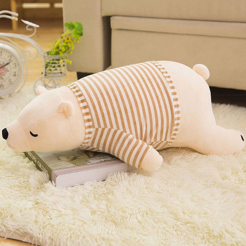 Sleepy Bear Plush