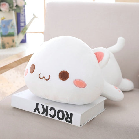 Relaxed Cat Plush