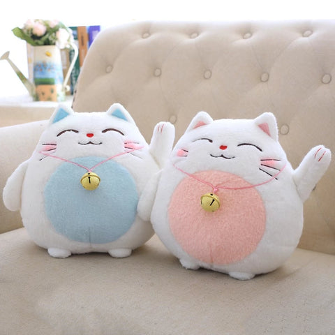 Lucky Cat Plush