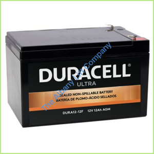 12V/12Ah Battery With F1 Terminal Parts