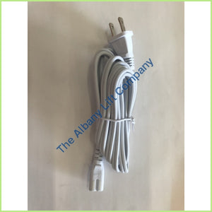 Acorn Or Brooks T700 Mains Lead White
