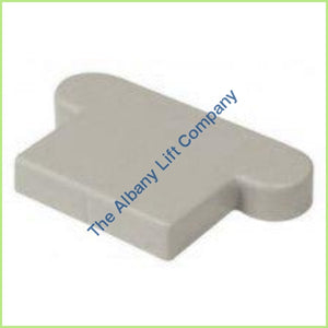 Acorn Stairlift Top Rail End Cap (Grey Colored) Parts