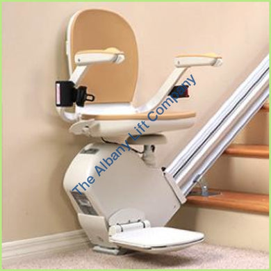 Brooks Indoor Straight Stairlift