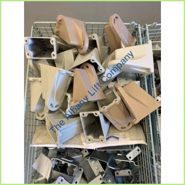 Bruno Indoor Straight Stairlift Rail Bracket Parts
