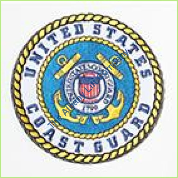 Coast Guard Patch Scooter Accessories