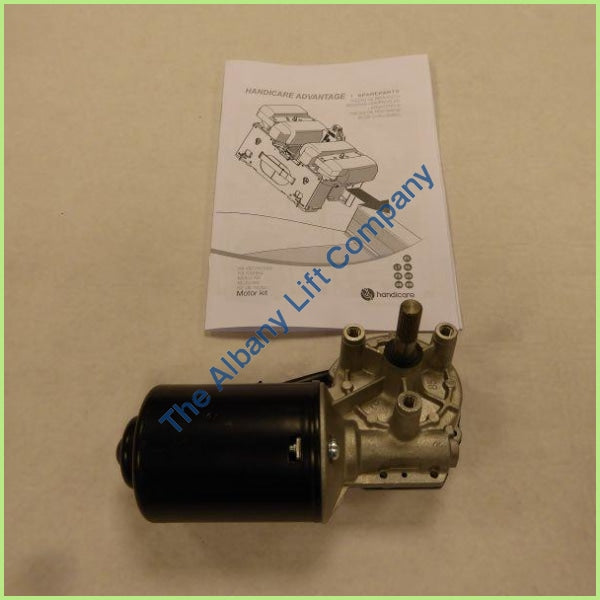 Handicare 1100 Motor Left Set Parts