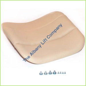 Handicare 2000 Backrest Elegance Color: Beige Parts