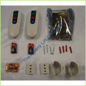 Handicare 2000 Rf H/set Upgrade Kit (Molex) Parts