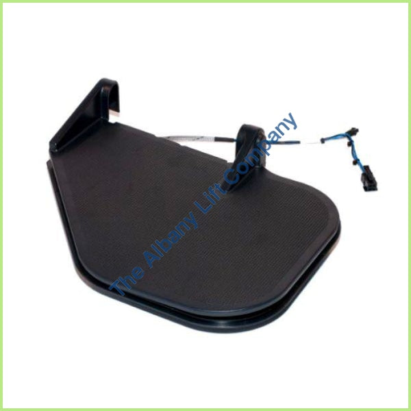 Handicare Classic Footplate Right For The Chair Parts