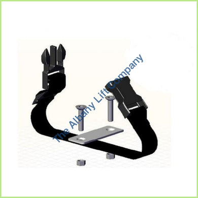 Handicare Elegance / Alliance Feet Restraint Kit Parts