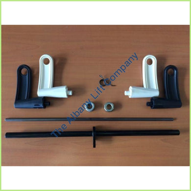 Handicare Elegance / Alliance Locking Lever Complete Parts