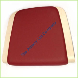Handicare Elegance / Alliance Seat White/bordeaux Parts