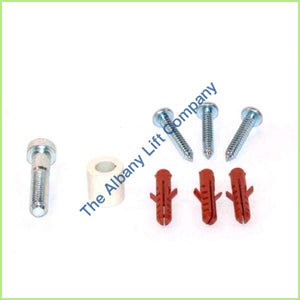Handicare Freecurve Fixation Part Support White M10X45 Parts