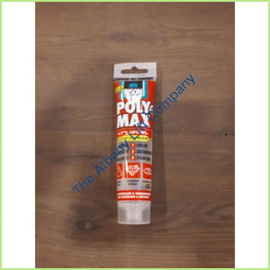Handicare Freecurve Polymax Crystal Express Glue Parts