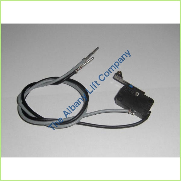Handicare Freecurve Wired Assy Microswitch Right 255Mm Parts
