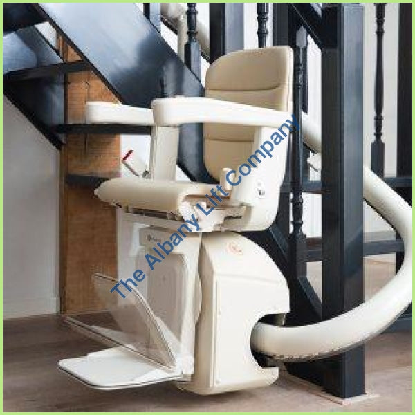 Handicare Freelift Curved Stairlift