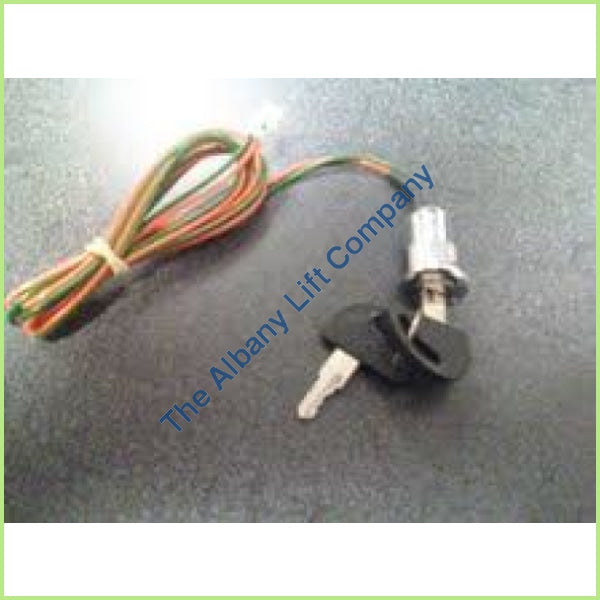 Key Switch Loom & Keys Parts