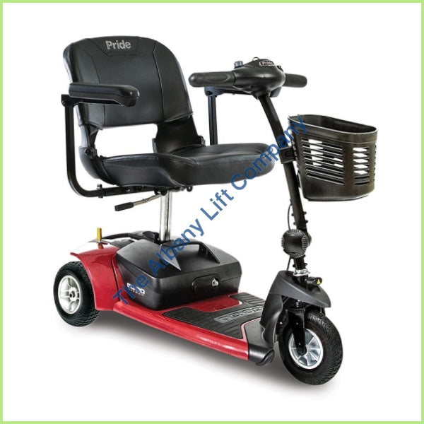 Pride Go-Go Ultra X 3-Wheel Scooter