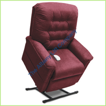Load image into Gallery viewer, Pride Lc-358S Black Cherry Cloud 9 Reclining Lift Chair
