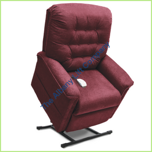 Pride Lc-358S Black Cherry Cloud 9 Reclining Lift Chair