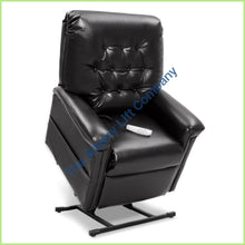 Load image into Gallery viewer, Pride Lc-358S Black Lexis Sta Kleen Reclining Lift Chair