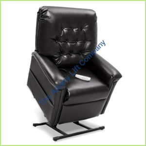 Pride Lc-358S Black Lexis Sta Kleen Reclining Lift Chair