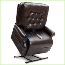 Load image into Gallery viewer, Pride Lc-358S Chestnut Lexis Sta Kleen Reclining Lift Chair