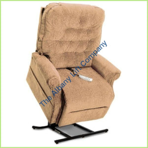 Pride Lc-358S Sand Crypton Reclining Lift Chair