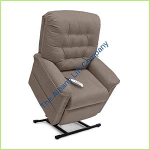 Pride Lc-358S Stone Cloud 9 Reclining Lift Chair