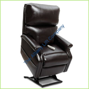 Pride Lc-525Is Black Lexis Vinyl Reclining Lift Chair