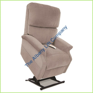 Pride Lc-525Is Cool Grey Crypton Reclining Lift Chair