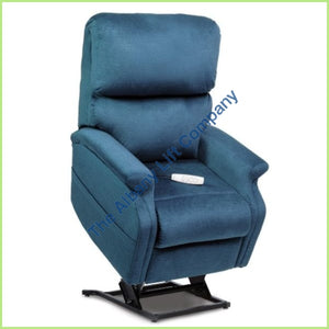 Pride Lc-525Is Deep Sky Durasoft Reclining Lift Chair